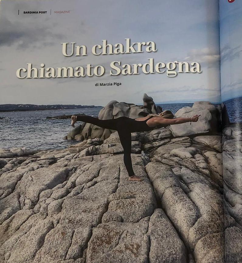 La mia intervista per il magazineSardiniaPost